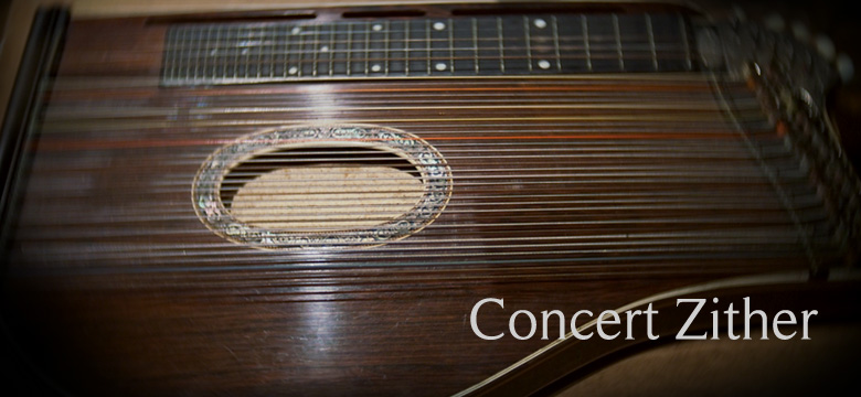CINEMATIQUE INSTRUMENTS - Concert Zither